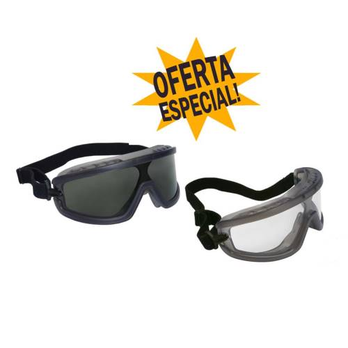 51e1c58108408 Óculos de Proteção mod. DANNY TITANIUM com Antiembaçante