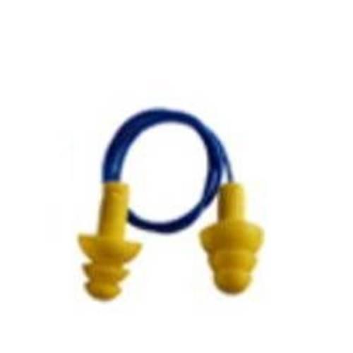 e13885ca6af73 Protetor Auditivo tipo PLUG em COPOLÍMERO - 17 dB - cordão silicone