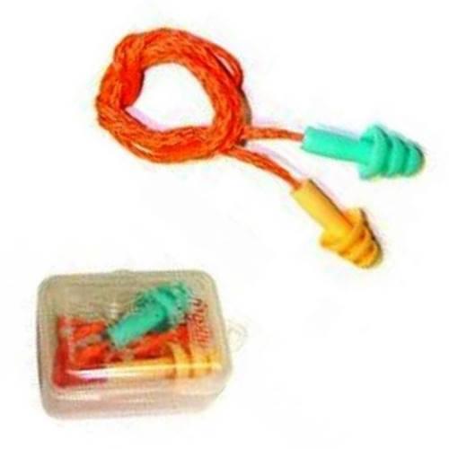 ee0a7b65d1b85 Protetor Auditivo Plug Silicone - 2 cores  Melhor higienização e Evita  transmissão infecciosa - Atenuação 15 dB