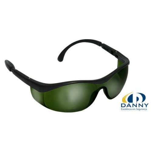 Óculos de Proteção DANNY mod. CONDOR 5.0  DA-14.900 (Trabalhos com SOLDA 66c50b98e9