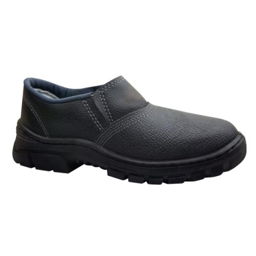 9e1ab313e10 Sapato de segurança - elástico - solado Monodensidade SEM bico - Novo  modelo Imbiseg